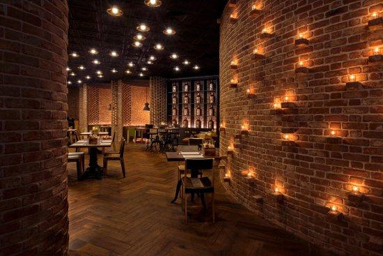 Image result for Hudson Tavern mondrian