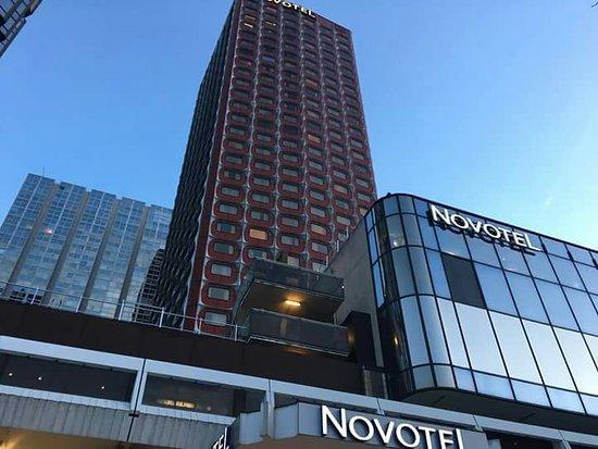 Novotel Tour Eiffel Hotel Paris France 2018 World S Best