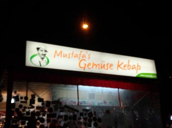 Mustafas Gemuese Kebab Berlino  Kreuzberg  Ristorante
