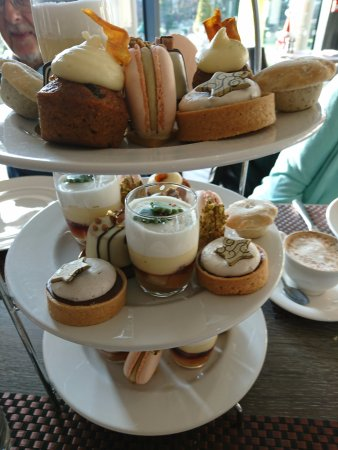 Hogarth S Afternoon Tea Picture Of Hogarths Hotel And