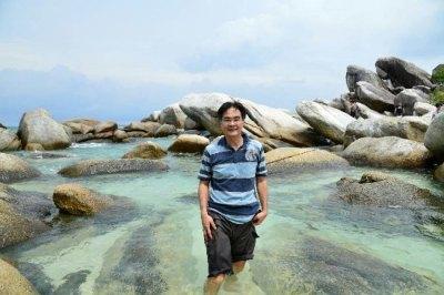 belitung adalah tempat wisata yang sangat indah. banyak ...