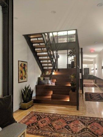 Second Floor Hall And Stair Picture Of The Publishing House Bed | Second Floor Stairs Design | Floor Plan | Hall | 1St Floor Veranda | Outside | Most Beautiful