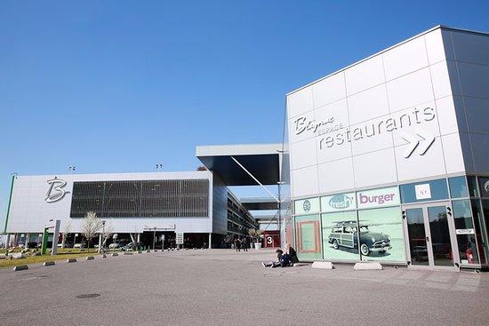 photo de centre commercial blagnac