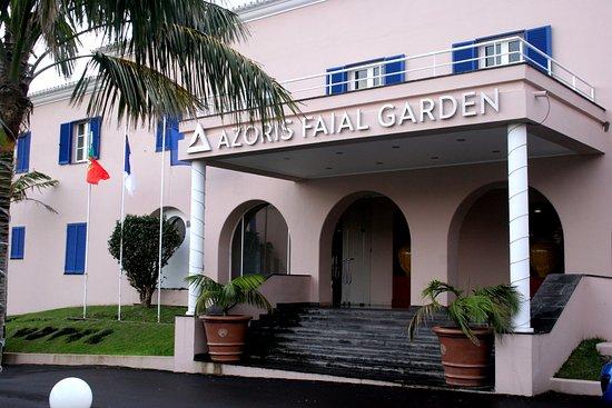 Azoris Faial Garden Resort Hotel Horta Portugal