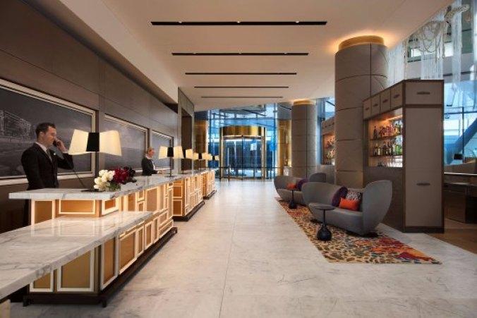 Hotel lobby - Picture of Sofitel Sydney Darling Harbour - Tripadvisor