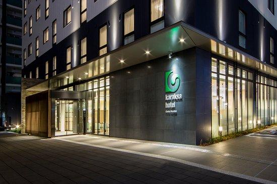 Karaksa Hotel Osaka Namba 95 1 7 1 Updated 2019