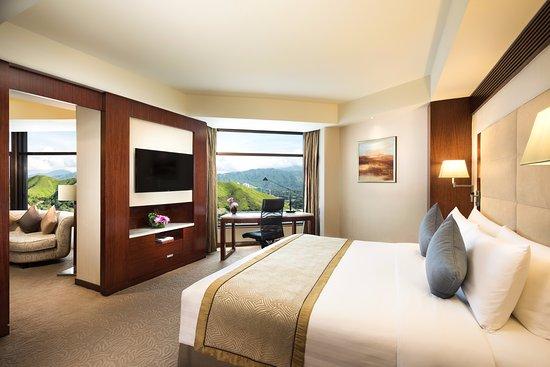 Shangri La Hotel Shenzhen Cina Ulasan Perbandingan