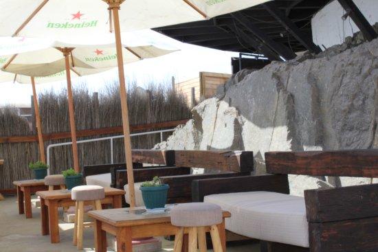 Terraza Lounge fotografa de Domo Lounge Baha Inglesa