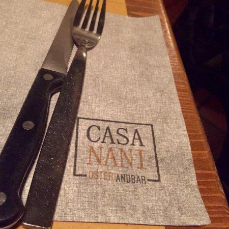 Casa Nani Brescia  Omdmen om restauranger  TripAdvisor