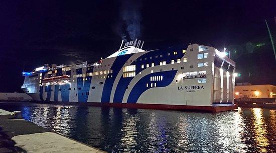 Palermo  Genova  Recensioni su GNV Genova  TripAdvisor