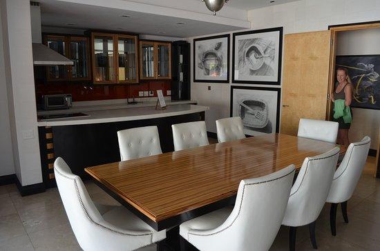 Annex Kitchen  No 5 Boutique Art Hotel Summerstrand