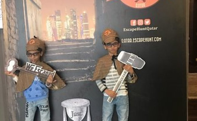 The Escape Hunt Experience Qatar Doha 2019 All You