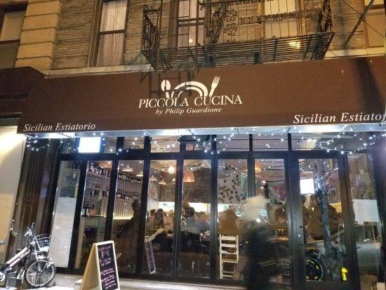 Piccola Cucina  Picture of Piccola Cucina New York City  TripAdvisor