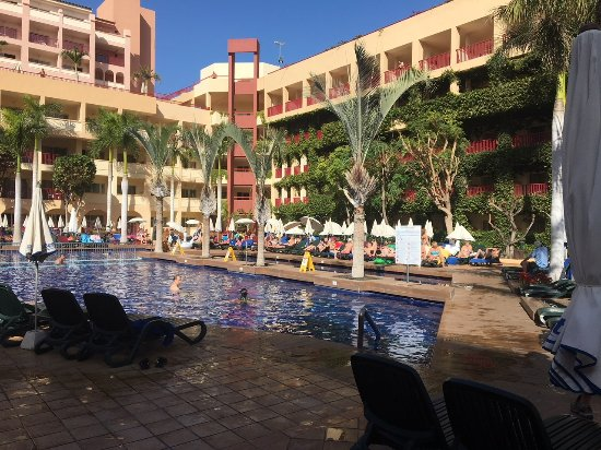 Hotel Best Jacaranda Resort TnrifeCosta Adeje  voir