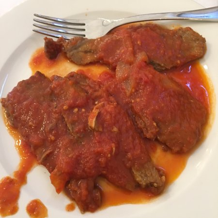 Tipica cucina romana  Foto Antico Falcone Roma