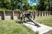 Fort Pillow State Park in Lauderdale County - West ...
