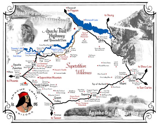 Apache Trail Scenic Drive Arizona  2019 All You Need to