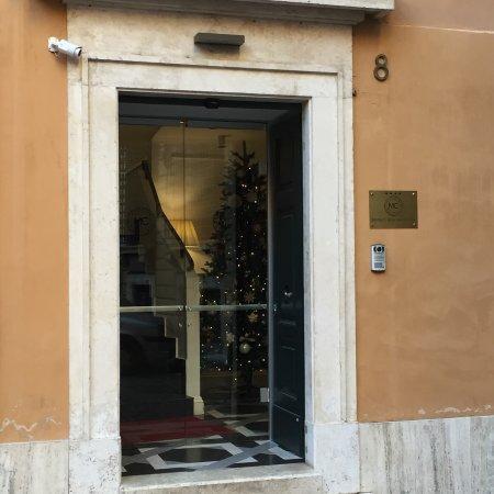 Photo2 Jpg Picture Of Monte Cenci Hotel Rome Tripadvisor
