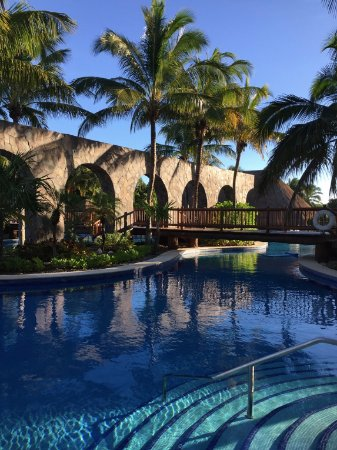 Pool Area Picture Of Valentin Imperial Riviera Maya