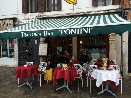 Picture of Trattoria Bar Pontini Venice  TripAdvisor