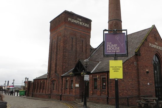 The Pump House Pub  Picture of The Pump House Liverpool