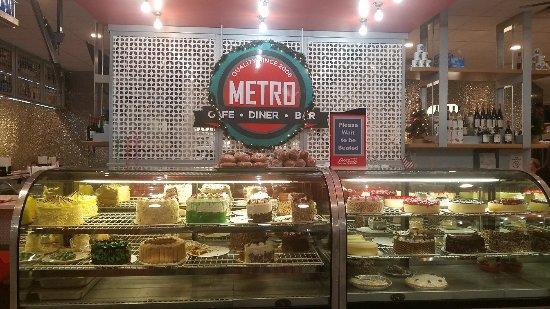 Restaurant Metro Cafe Quito