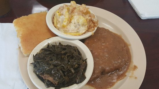 Soul Food Restaurants Valdosta Ga