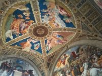 Sistine Chapel ceiling - Picture of Sistine Chapel ...