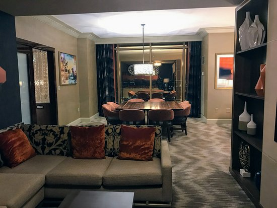 2 bedroom penthouse suite  Picture of Mandalay Bay Resort  Casino Las Vegas  TripAdvisor