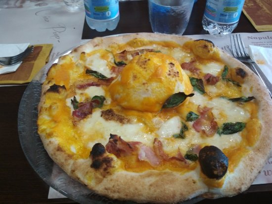 Pizzeria La Terrazza  Picture of Pizzeria La Terrazza