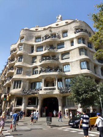 Casa Mila La Pedrera Barcelona  All You Need to Know Before You Go with Photos  TripAdvisor