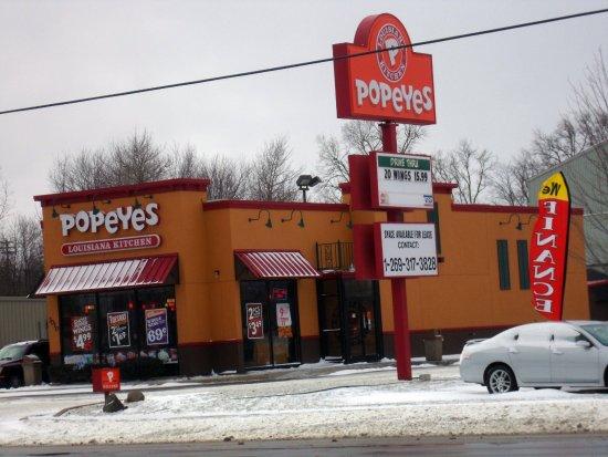 Fast Food Restaurants 48911