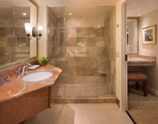 Newly Remodeled Bathrooms  Picture of Monterey Plaza
