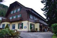 Foto de Waldhotel Forellenhof, Baden-Baden: Aussenansicht ...