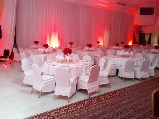 Decoration Salle De Fete Photo De Sol Azur Beach Hotel Hammamet Tripadvisor