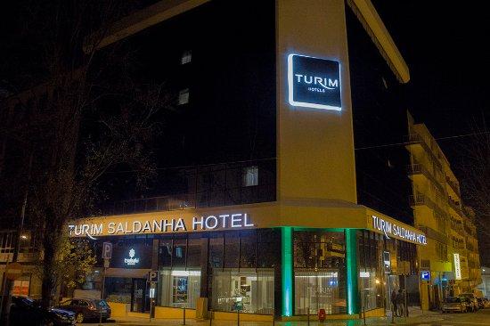 Ingresso Reception Picture Of Turim Saldanha Hotel Lisbon