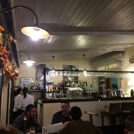 Ristorante Ristorante Montallegro in Genova con cucina