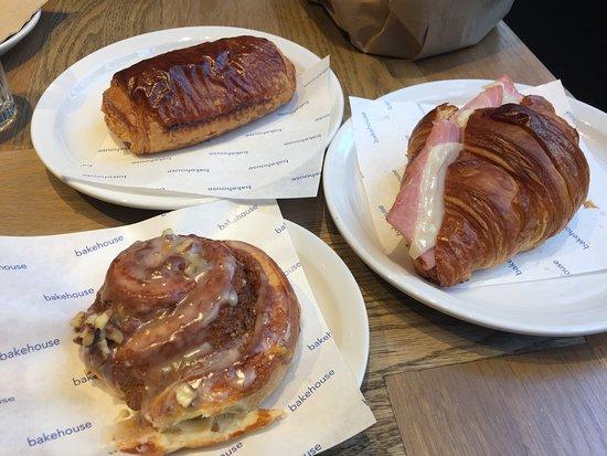 Bakehouse Great Bakery Picture Of Bakehouse Hong Kong Tripadvisor