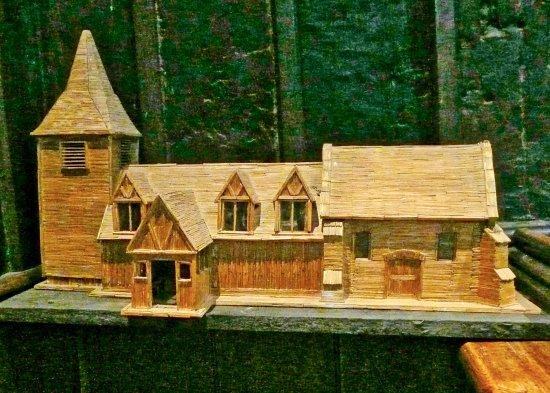 Wooden Saxon Church Essex