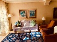 Living room - Picture of Marriott's Marbella Beach Resort ...