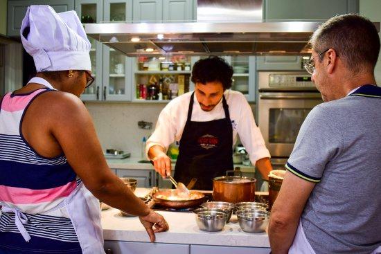 Foto de Azafrn Taller De Cocina Lima AZAFRN TALLER DE COCINA  PASTELERA  TripAdvisor