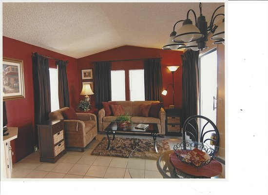 pictures of furnished living rooms contemporary room cabinets fully in our bungalows picture banning stagecoach koa