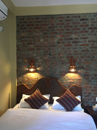 Deluxe Triple Room Picture Of Chautari Garden Resort