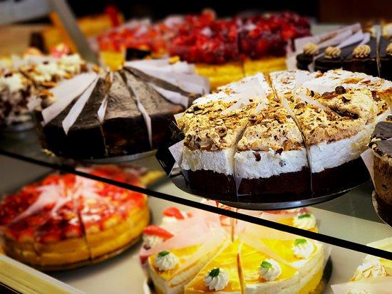 Unsere Torten  Picture of Konditorei Cafe Zeitler Laaber  TripAdvisor