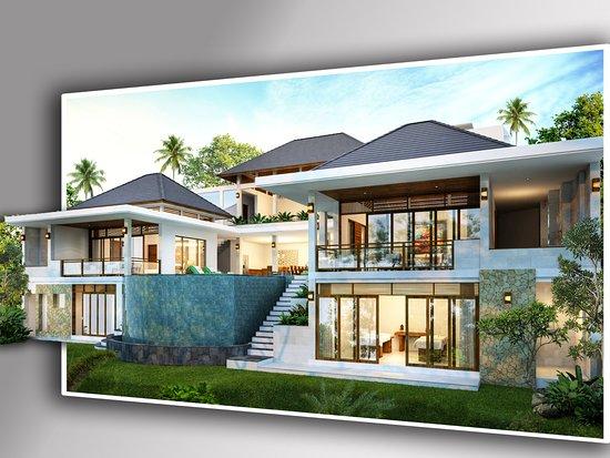 Villa Tanah Shanti Ubud Indonesia Ulasan Resor Khusus