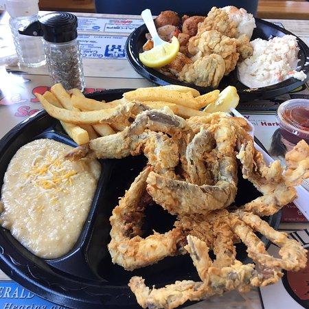 Stewby39s Seafood Shanty Fort Walton Beach Menu Prices
