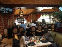 carpeting - Picture of Terrace Pointe Cafe, Las Vegas ...