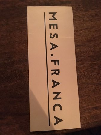 Mesa Franca Bogota  Restaurant Reviews Phone Number