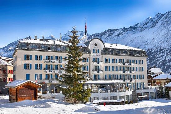 Hotel du Glacier SaasFee Suisse  tarifs 2018 voir 34 avis et 121 photos