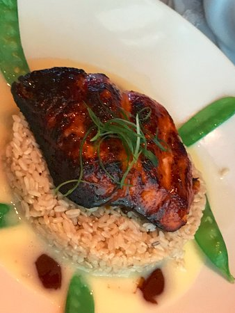 Miso Salmon (Lunch Size) - Picture of The Cheesecake Factory, Tigard - Tripadvisor
